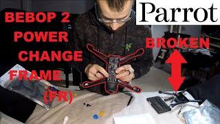 Change Croix central - Parrot Bebop2