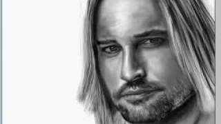 LOST - Sawyer - Speed Painting by Nico Di Mattia
