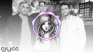 The Middle   Zedd Ft. Maren Morris, Grey (Bass Boosted)