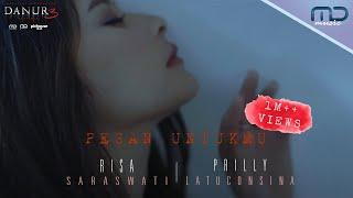 Download lagu Risa Saraswati Prilly Latuconsina Pesan Untukmu Ost Danur 3 Sunyaruri Mp3