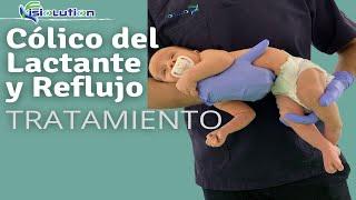 Tratamiento cólico lactante y gases fisioterapia infantil y osteopatía Fisiolution - Fisiolution