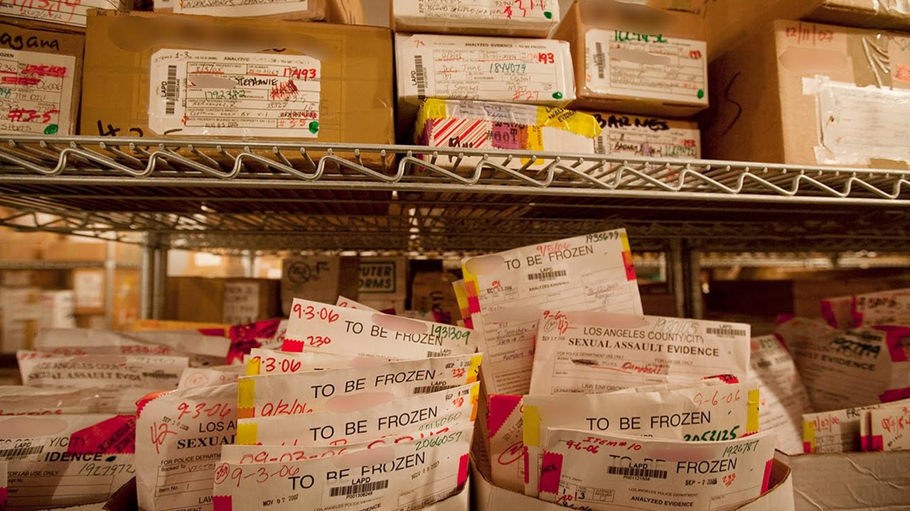 Thousands Of Decades Old Rape Kits FINALLY Tested In Houston thumbnail