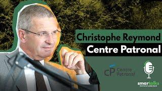 Christophe Reymond, directeur général du Centre Patronal