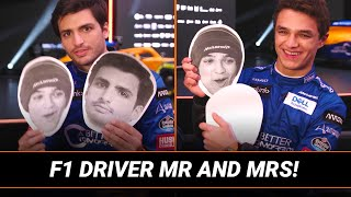 Who Is Better With The Ladies? Lando Norris vs. Carlos Sainz