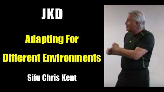 Adapting for Different Environments