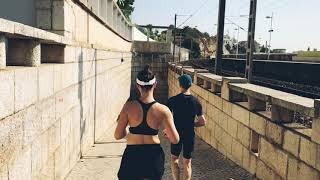 I Love Triathlon на IRONMAN Cascais. Часть 2. Беговая тренировка