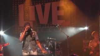 [3/*] Tarrus Riley - Start A New, Human Nature - Live Club 11-5-2012