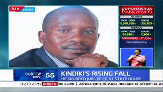 Kindiki\'s rising fall: Senate deputy speaker, Kindiki on the spot after ouster motion already moved