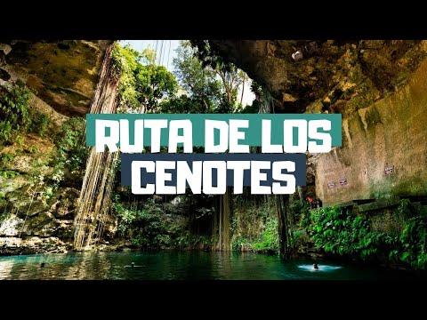 Ruta de los Cenotes, Yucatán