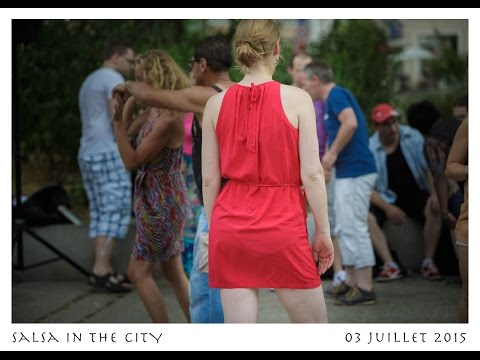 Bachata à Strasbourg - Salsa In The City Part3