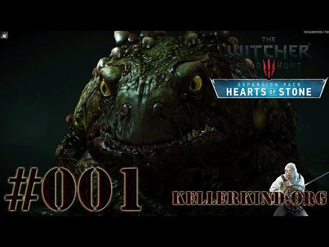 The Witcher 3: Hearts of Stone #001 - Fieser Kröterich ★ EmKa plays Hearts of Stone [HD|60FPS]