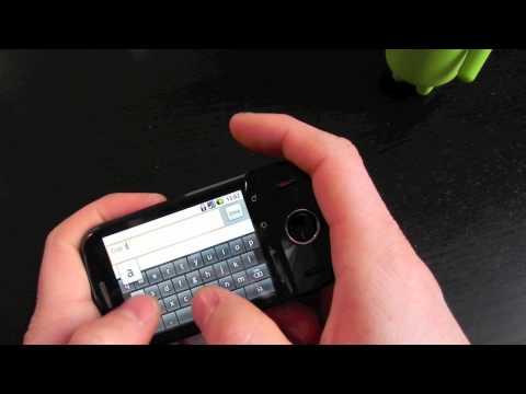 Video Recensione Vodafone Ideos
