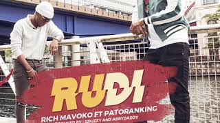 Rich Mavoko ft Patoranking - Rudi  (Official Audio)