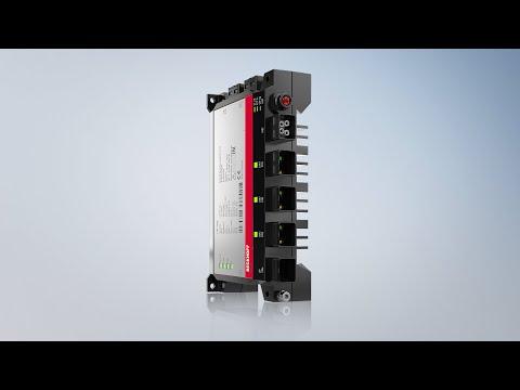 C7015: Modernste Beckhoff Industrie-PC-Technik für die direkte Maschinenintegration