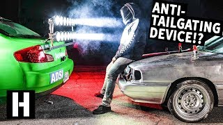 Did We Create the Ultimate Anti-Tailgating Device?