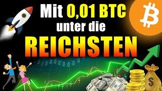 Wie viel Bitcoin kannst du mit $ 1 000 kaufen?
