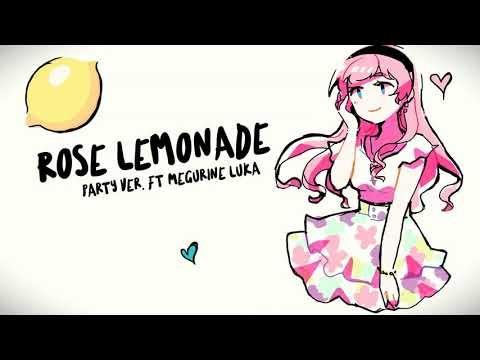【Megurine Luka】Rose Lemonade (Party Ver.)【VOCALOID COVER】