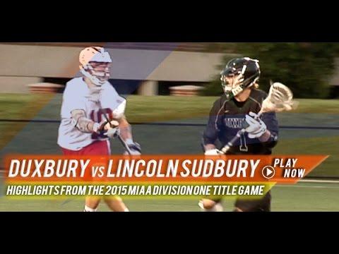 thumbnail for Duxbury vs Lincoln Sudbury