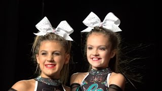 Cheer Extreme ~ Lady Lilies ~ Battle Under The Big Top!