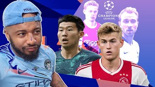 Tottenham vs Ajax Prediction | Battle Of The Underdogs | Champions League Semi-finals