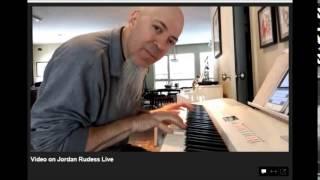 Jordan Rudess Hollow Years Live Streaming