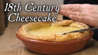 Potato Cheesecake Really? – 18th Century Cooking with Townsends