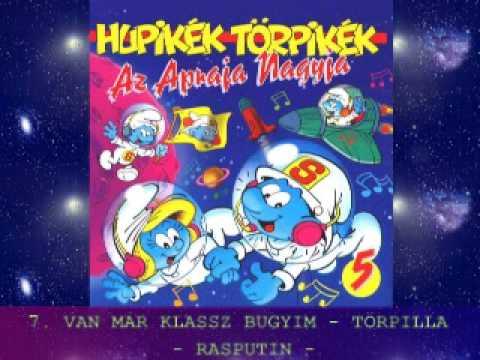 Hupikék Törpikék - Van már klassz bugyim 07 (5. album) (Hungaraian) letöltés