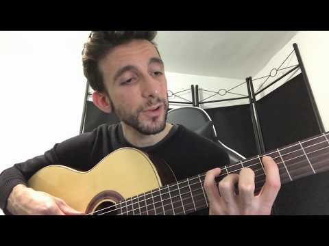 This video is one of the many guitar tutorials I've posted to my YouTube channel!