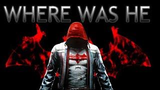 Where Was Jason Todd In Arkham Asylum?