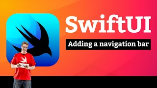 Adding a navigation bar  – WeSplit SwiftUI Tutorial  3/11