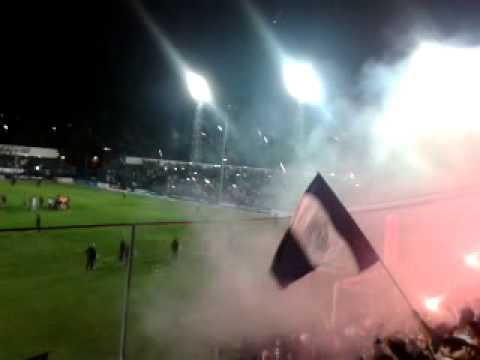 """""""Independiente rivadavia 0 Vs Atletico Tucuman 0"""" Barra: Los Caudillos del Parque • Club: Independiente Rivadavia"""