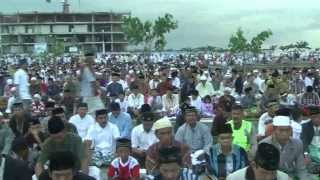 preview picture of video 'Shalat Idul Fitri 1434H - 2013M Kabupaten Bantaeng-2'