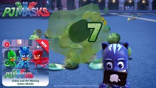 PJ Masks iPad Game - NEW! Disney Junior Appisode