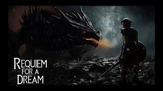 Skyrim - Requiem #14 Драконы и