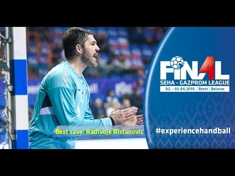 Final 4, 2019 | Best save: Radivoje Ristanovic (PPD Zagreb vs Nexe)