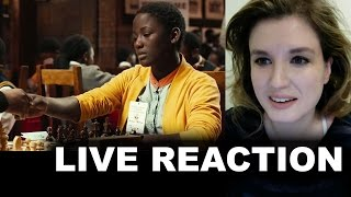 Queen of Katwe Trailer Reaction by Beyond The Trailer
