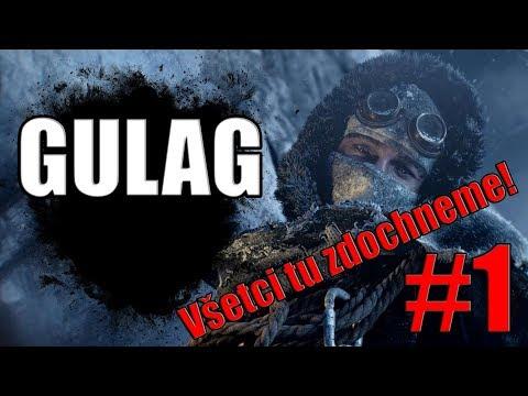 Frostpunk - Staváme Gulag! :D #1