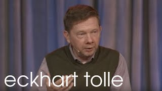 I'm Aware of Fear that is Almost Continually in Me – Eckhart Tolle