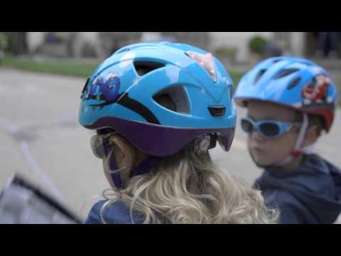 ALPINA Ximo Fahrradhelm für Kinder (Langversion)