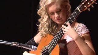 Norveçli Klâsik Gitar Sanatçısı Christina Sandsengen Gitar Resitaliyle üniversitemizdeydi