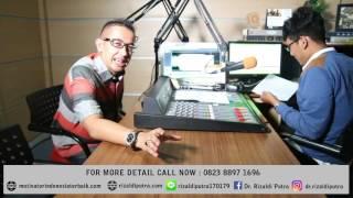 Dr. Rizaldi Putra, MBA - Talk Show (Karakter) - Motivator Indonesia Terbaik
