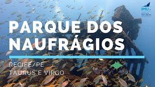 Parque dos Naufrágios em Recife/PE - Taurus e Virgo