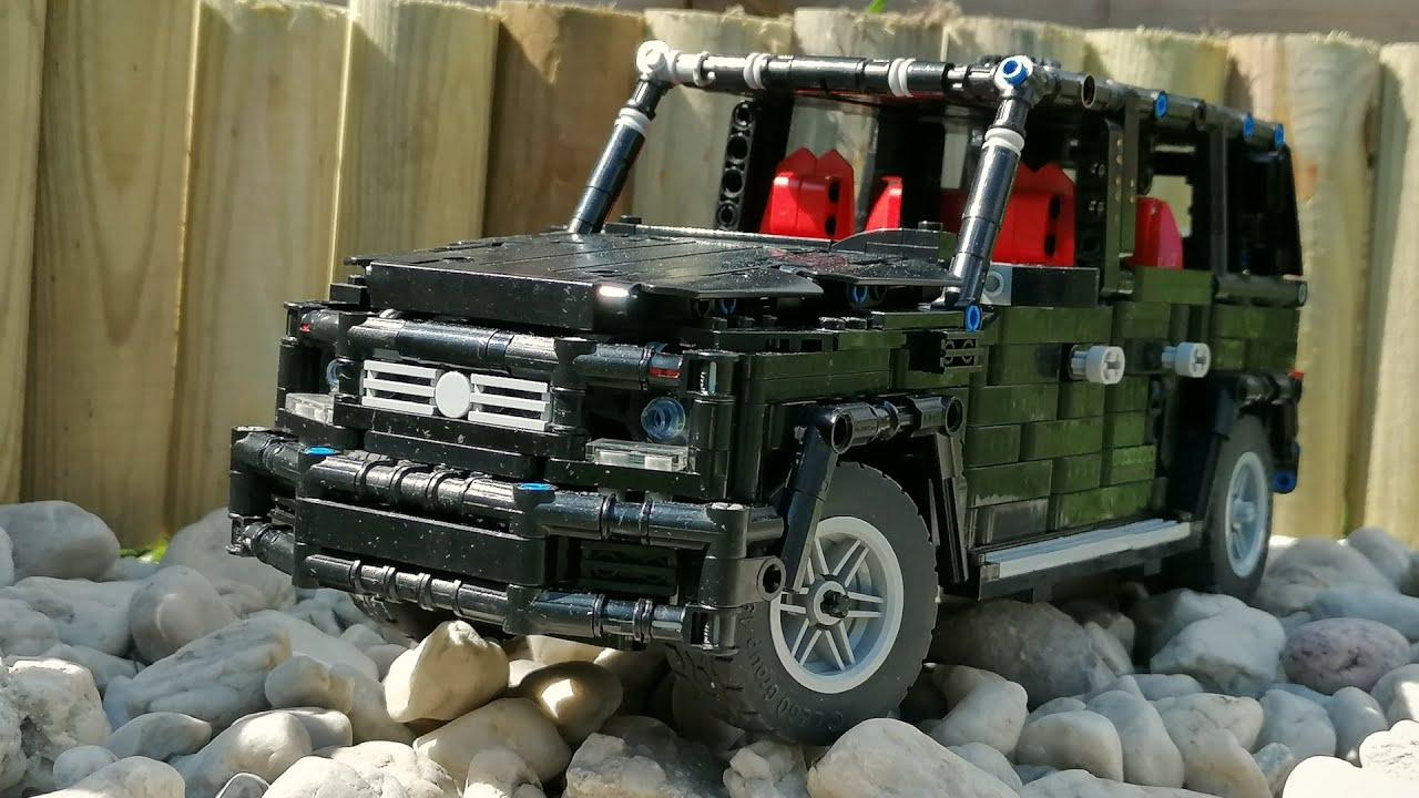 LEGO TECHNIC Mercedes-Benz G-Class