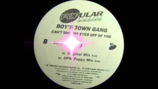 Boys Town Gang - Can't Take My Eyes Off Of You (Popular Records 1982)