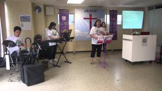 PRAISE AND WORSHIP - TAGALOG OPENING CHURCH FLAME REVIVAL JAPAN 2014