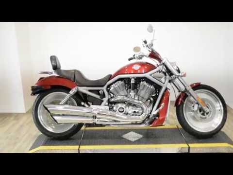 2003 Harley-Davidson VRSCA V-ROD in Wauconda, Illinois - Video 1