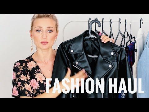 Fashion Haul ZARA, ASOS | OlesjasWelt
