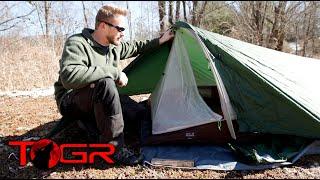 Very Interesting! - Jack Wolfskin Gossamer II Tent - First Look