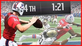 ONE MINUTE LEFT! DOWN 2 SCORES! CAN WE MAKE THE COMEBACK!? - Madden 17 Ultimate Team
