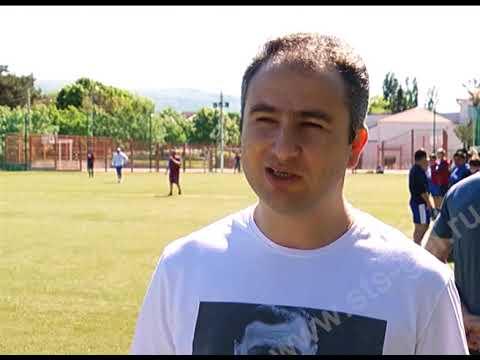 Подведение итогов футбольного сезона в Геленджике